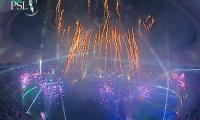 PSL inaugurated amid fireworks, music extravaganza in Dubai