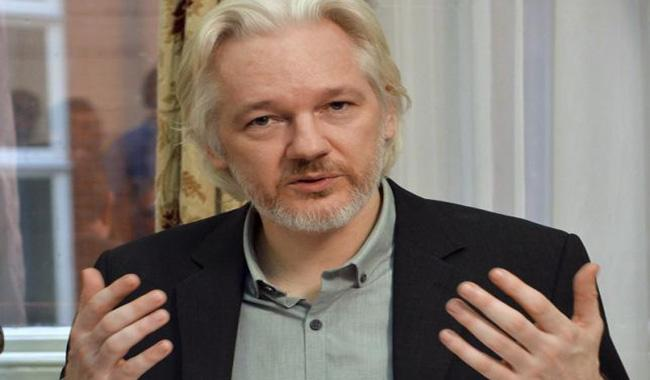 Assange should go free from embassy: UN panel