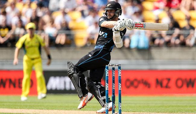 New Zealand set 282 for Australia in second ODI