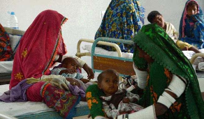 122 children die in 137 days in Thar