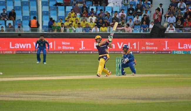 PSL: Gladiators hammer Karachi Kings by 8 wickets