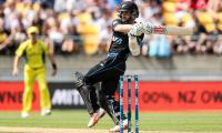 New Zealand set 282 for Australia in second ODI