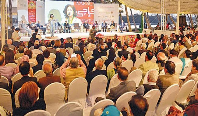 Karachi Literature Festival concludes