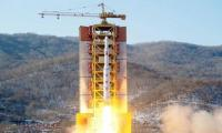 North Korean rocket puts object into space, angers neighbours, U.S.