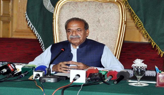KP Governor Sardar Mehtab Abbasi resigns