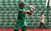 Pakistan out of U-19 World Cup after stunned by Windies