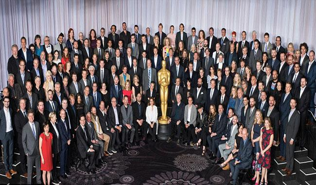 Oscar Awards 2016 nominees gather at star-studded luncheon