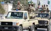 Two militants killed in Quetta shootout