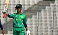 Mohsin stars in Pakistan´s big triumph against Nepal
