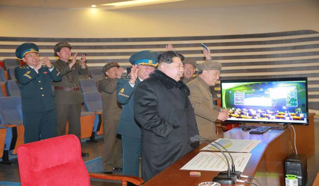 N. Korea satellite in stable orbit but not transmitting: US sources