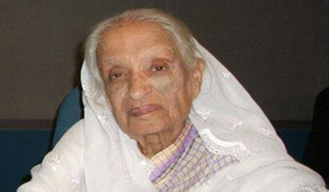 Fatima Surayya Bajia laid to rest in Karachi