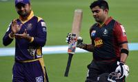 Watson, Sharjeel's record stand brings easy win for United