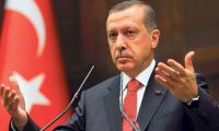 Turkey's Erdogan warns patience will run out on Syria