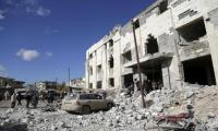 Russia keeps bombing despite Syria truce
