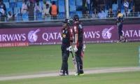 Delport, Umar steer Lahore to 164-3 against Peshawar