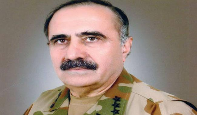 PM appoints Lt Gen Alam Khattak as new KP governor