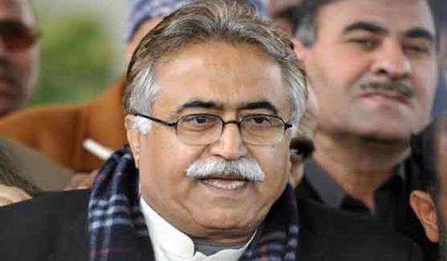 Chandio asks SC to take notice of 'excesses' against Sindh