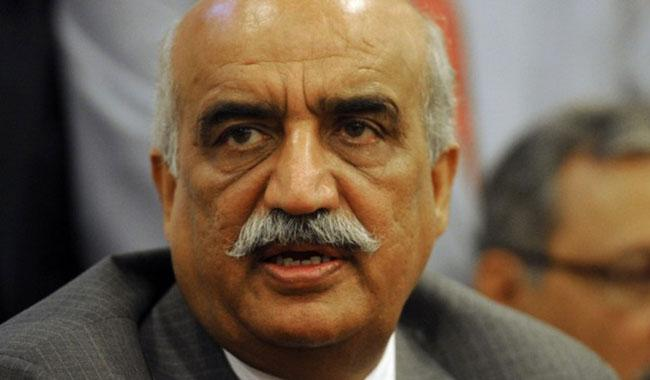 Peaceful PPP convention in AJK turned into battleground: Shah