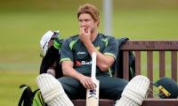 Watson confident of fitness for World T20