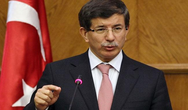 Turkey to take additional security measures after bombing: PM Davutoglu