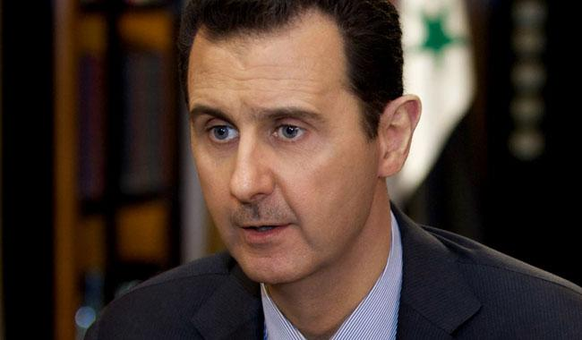 Syria´s Assad says army refrained from responding to truce violations