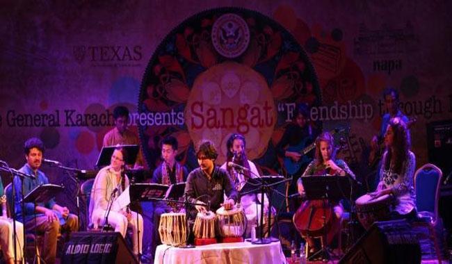 US Consulate Karachi organizes concert featuring 'Sangat'