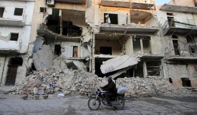 US dismisses Russia call for urgent talks on Syria ceasefire
