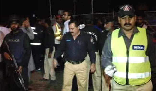 72 killed, over 300 injured in Lahore suicide blast