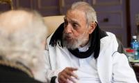 Cuba's Fidel Castro slams Obama following historic visit