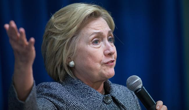 State Dept halts review of Clinton emails at FBI request