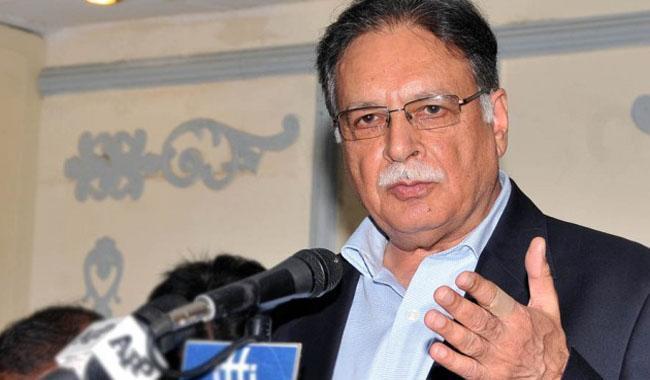 Panama Papers: Pervaiz Rashid defends Sharifs, slams Imran