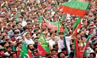 Islamabad: PTI changes venue for April 24 rally