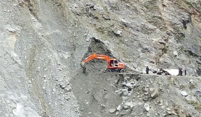 23 buried in Kohistan landslide pronounced dead