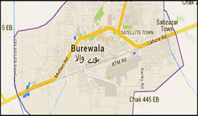 Punjab: Woman set on fire in Burewal