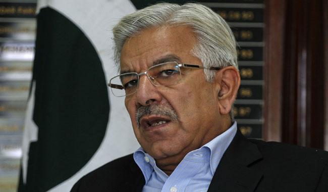 Khawaja Asif calls for forensic audit of IKF fund
