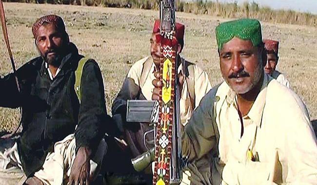 Chotu gang surrenders before Pak Army, captives released