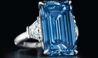 Oppenheimer Blue diamond may fetch $45 mn at auction