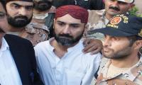 Rangers hand over Uzair Baloch to police custody