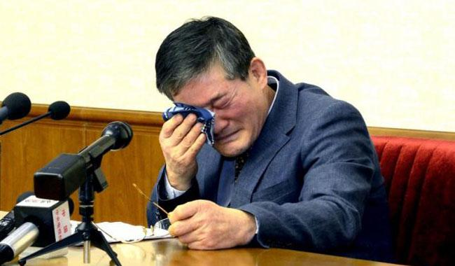 North Korea sends another US citizen to hard labour