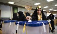 Iran holds run-off parliamentary election