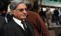 Aitzaz demands forensic audit of Panama Papers