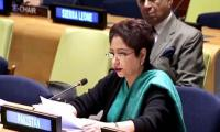 Pakistan calls for strengthening UN Peace Building Commission