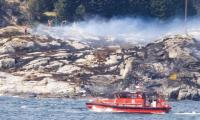 11 people found dead in Norway helicopter crash