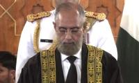 Chief Justice returns to Pakistan