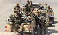 Afghan forces launch push against Taliban in 18 provinces