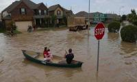 Five killed in Texas floods as severe weather lashes central US