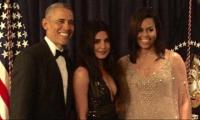 Prinyanka finds Obama funny and charming at White House dinner