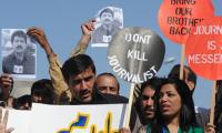 PPF says Pakistan witnessing undermine freedom of expression and safety of media professionals