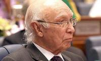 Pakistan rejected US pressure on Shakil Afridi: Sartaj