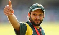 Afridi hopes to set up a proper cricket academy